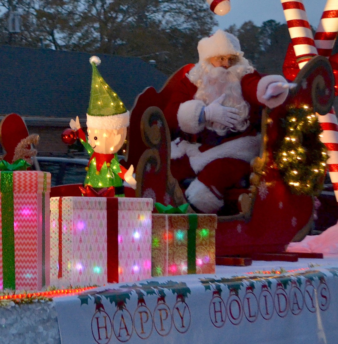 Gray Court Christmas Parade 2021 Christmas Parades Canceled In Laurens Clinton Gray Court The Laurens County Advertiser