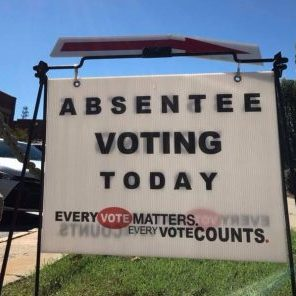 Absentee Voting-Feature