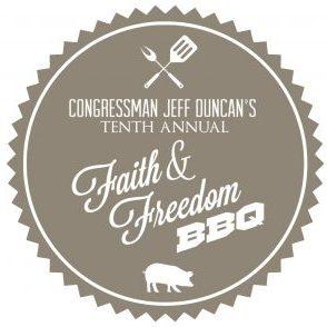 Faith & Freedom BBQ logo
