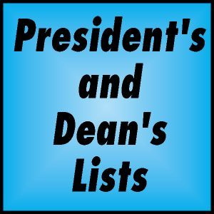 Presidents Deans list logo