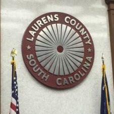 Laurens County Seal