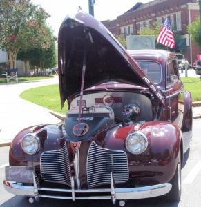 1930s era Pontiac