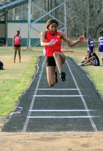 CHS Long jump