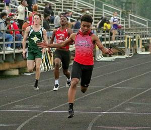 CHS Track